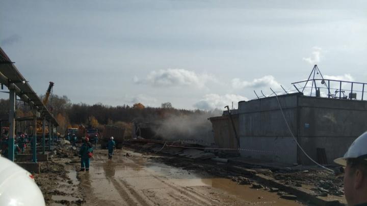 В Башкирии прокуратура оценила ущерб от разлива стоков на «Полиэфе» в 150 миллионов рублей
