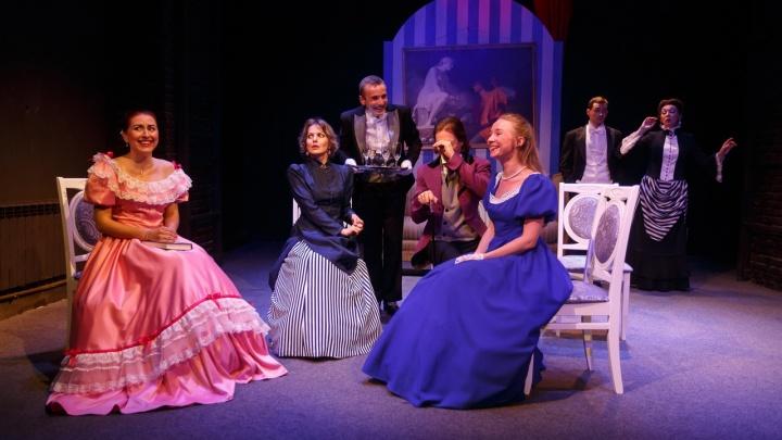 Любовь творит чудеса: в Волгоградском молодежном театре премьера спектакля по пьесе Бернарда Шоу