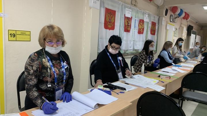 Избирательная комиссия ХМАО подвела предварительные итоги выборов