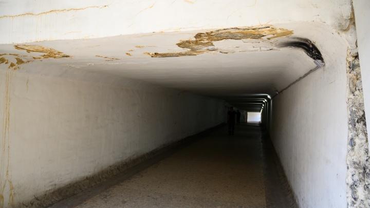 Свет в конце тоннеля. Гуляем по подземным переходам на Сельмаше