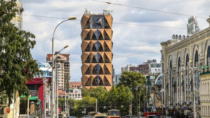 В Екатеринбурге построят второе здание по проекту Нормана Фостера. В отличие от первого оно будет открыто всем