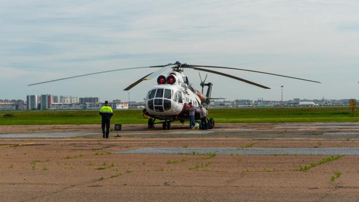 На ралли «Шёлковый путь» в Омск прилетят 11 самолетов и вертолетов