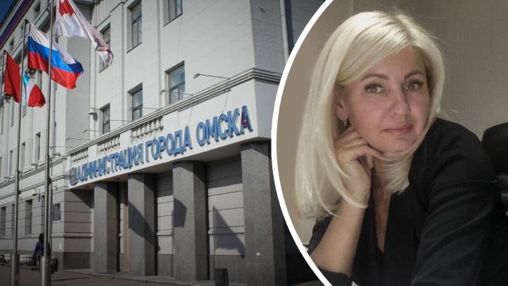 Новым директором муниципальных кладбищ в Омске официально стала Ольга Котюргина