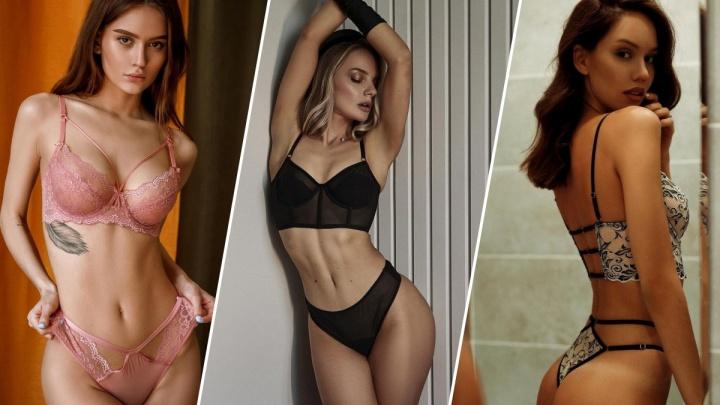 Лучшие девушки недели из Instagram Уфы: холодное лето, горячие уфимки