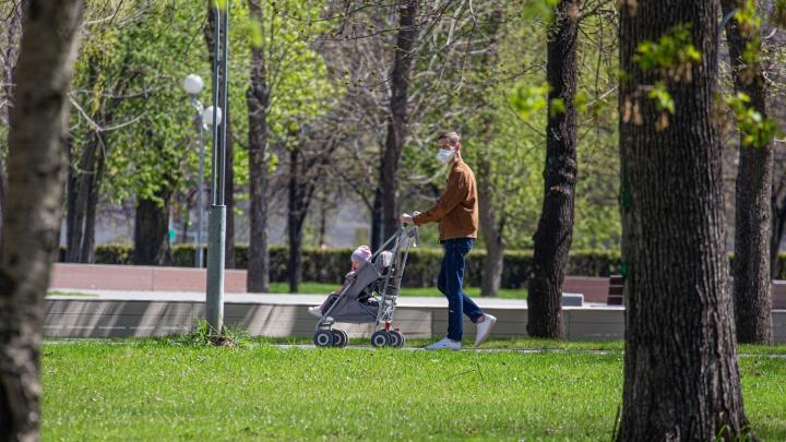 В Челябинской области резко подскочила заболеваемость ковидом среди младенцев. Что это значит?