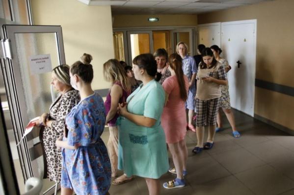 Выплату получат женщины, вставшие на учет на ранних сроках