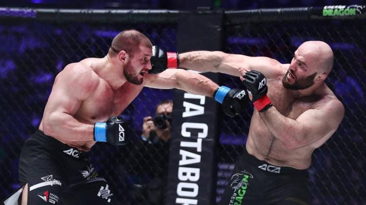 Уральский Халк Иван Штырков проведет бой с соперником, входящим в пятерку сильнейших полутяжеловесов АСА