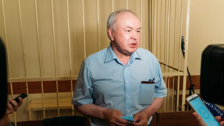 «Я помню, как лязгают затворы дверей»: Шишов прокомментировал приговор