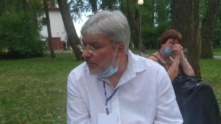 Писатель Евгений Водолазкин рассказал о своем предке — священнике из Архангельска