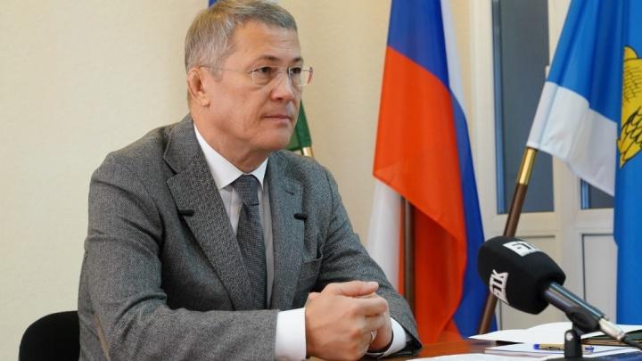 Глава Башкирии сократил численность сотрудников полпредства республики в Москве