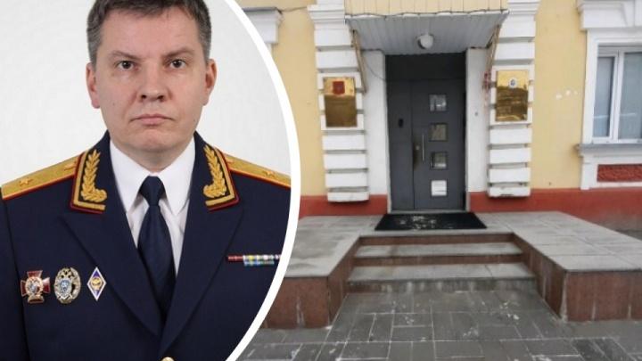 Глава новосибирского СКР вышел на работу после служебной проверки