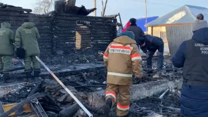 Нашли крайнего: в Башкирии зама начальника МЧС обвинили в гибели 11 пенсионеров в доме престарелых