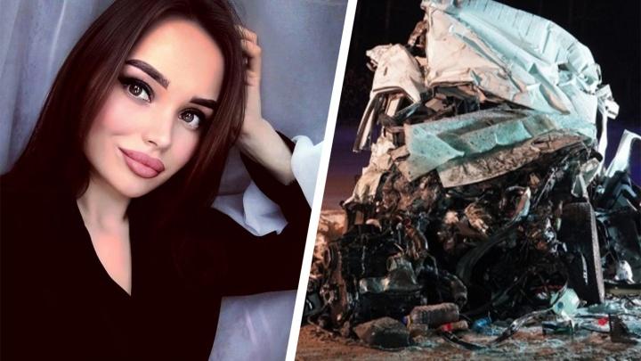 «Хотела людей спасать»: среди погибших в ДТП с автобусом под Сызранью была сотрудница полиции