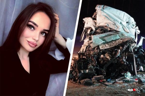 Девушка стала одной из 12 жертв страшной аварии