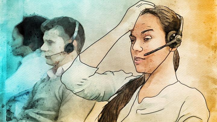 «Что меня бесит»: сотрудник банка — о телефонных онанистах, уловках мошенников и клиентах, орущих матом