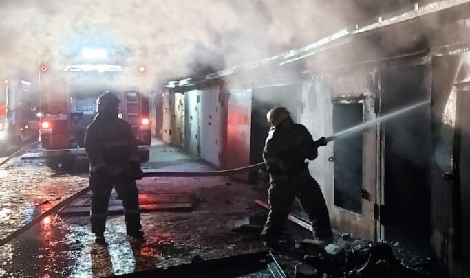 СК расследует обстоятельства взрыва в Волжском