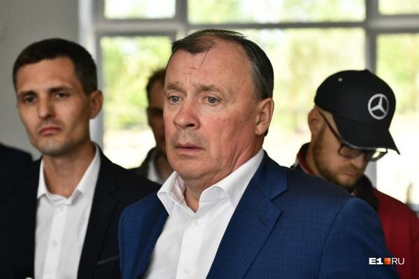 Алексея Орлова спросили, как решить проблему самокатов в Екатеринбурге