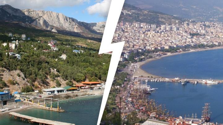 Турция или Крым — куда летим? Челябинский аэропорт опубликовал летнее расписание
