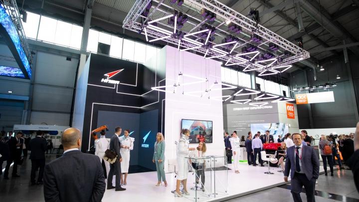 НПО автоматики представит систему точного вождения на выставке «Иннопром-2021»