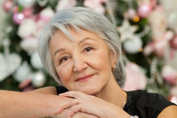 Антонине Опёнышевой было 72 года