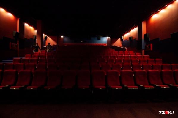 Крупная сеть кинотеатров под угрозой закрытия