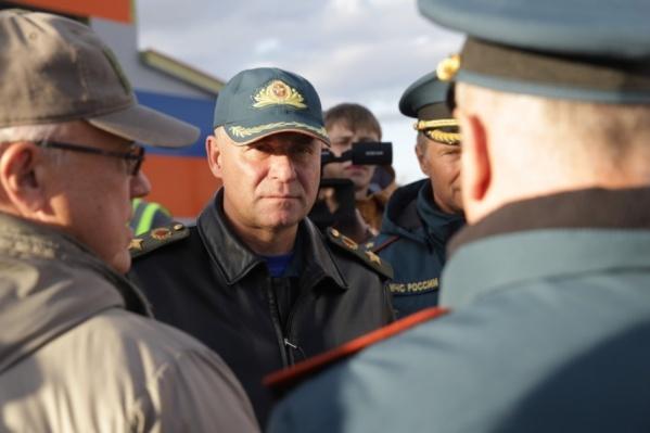 Последняя новость на сайте МЧС — об инспекции новой пожарной части в Норильске