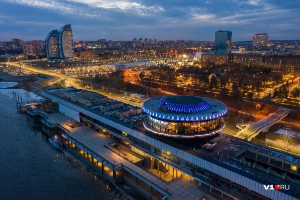 Последнюю неделю зимы Волгограду спокойно не жилось
