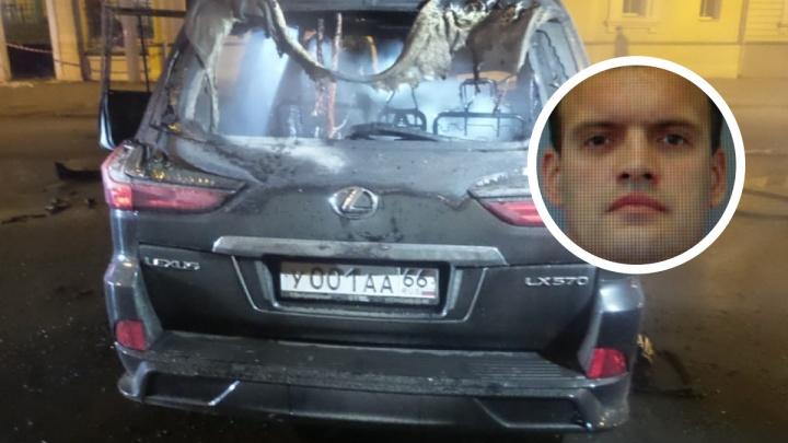 Водитель Lexus, погубивший двух человек в аварии на Розы Люксембург, заявил о потере памяти