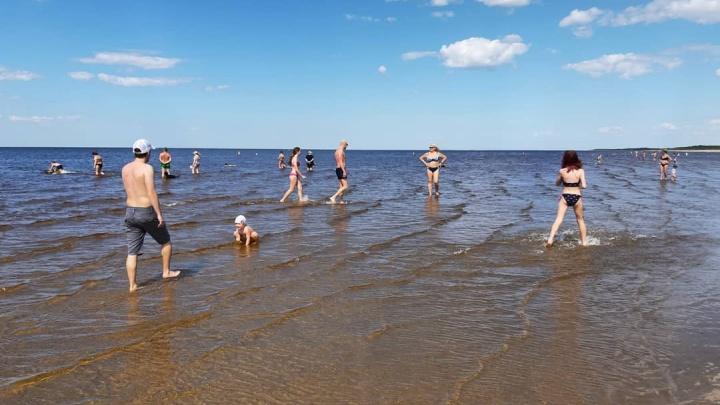 Отдохните у Белого моря: как доехать на Ягры из Архангельска