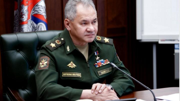 Сергей Шойгу может стать новым полпредом президента в СФО
