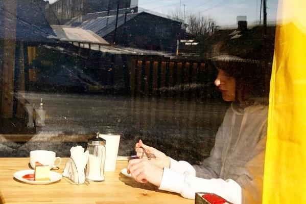 Кофейня в небольшом поселке сразу стала популярной