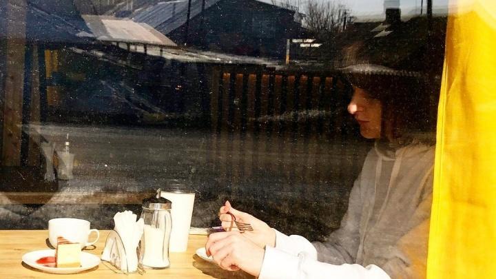 В поселке под Красноярском открыли первую кофейню с названием из 90-х