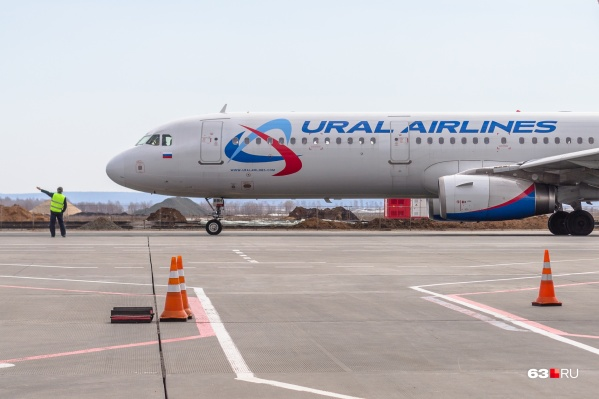 Самолеты будут курсировать между городами до девяти раз в неделю