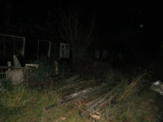 В Прикамье на пожаре погибли три человека