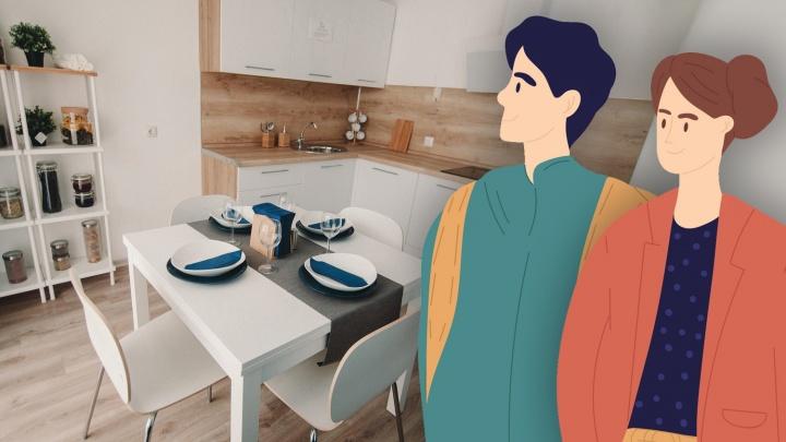 Провести сутки в чужой квартире: 5 апартаментов, которые сдают в Тюмени по цене номера в отеле
