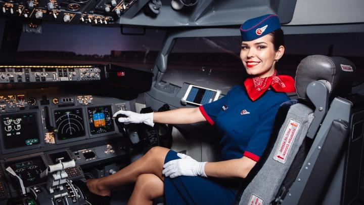 Самарцам предложили занять место пилота авиалайнера Boeing 737NG