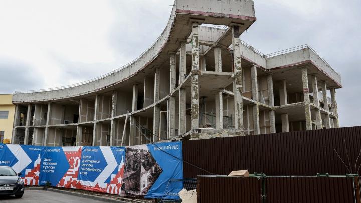 «Ошибка, которую невозможно поправить»: почему нижегородские власти 13 лет пытаются достроить «бюрократический дворец» в кремле