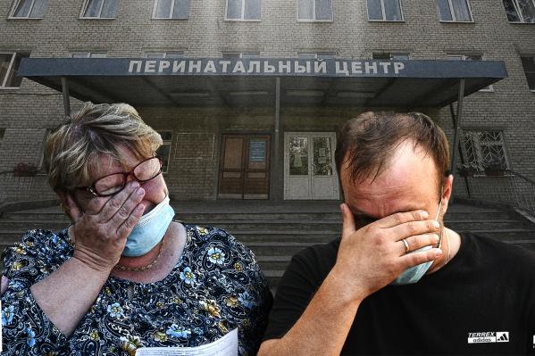 Мама и муж Ирины вчера встречались с главврачом больницы, где умерла молодая пациентка