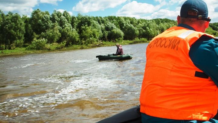 В Черлакском районе утонули 6-летний мальчик и его мать