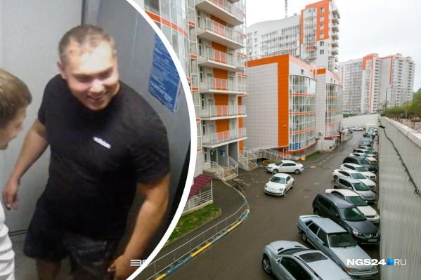 """Инцидент произошел <nobr class=""""_"""">3 июля</nobr> по адресу Борисова, 30 в ЖК «Орбита»"""