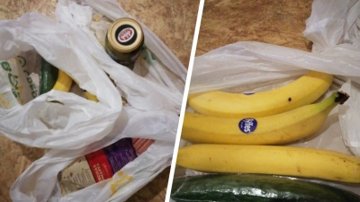 Курьер по ошибке привез три пакета продуктов жителю Солнечного. Парень в соцсетях устроил поиски адресата