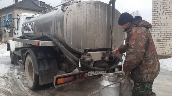 Суд обязал власти Холмогорского района наладить водоснабжение в Рембуево. На это дали три месяца