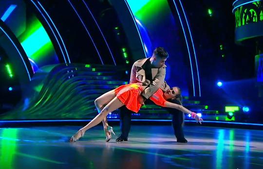 Не хватило балла: известный сибиряк с Затулинки занял второе место в шоу «Танцы со звездами»