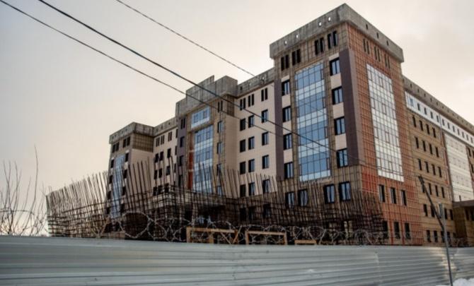 В Ярославле закрыли уголовное дело о многомиллионных взятках при строительстве нового здания УМВД
