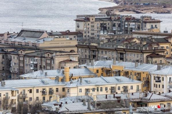 Среднемесячная зарплата за 2020 год в Волгограде колебалась от 32 до 46 тысяч рублей