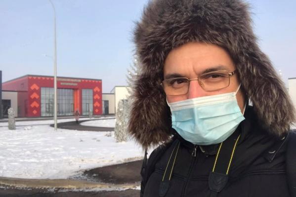 Журналисту вынесли судебное предупреждение за отсутствие маски