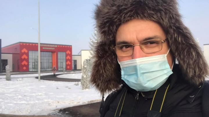 Суд признал редактора «Эха Москвы в Уфе» виновным за отсутствие маски