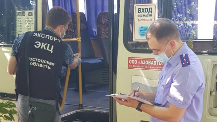 «Померещились демоны»: В Ростовской области задержали мужчину, устроившего резню в автобусе