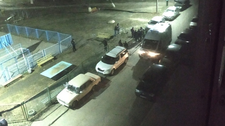 Пьяный челябинец открыл стрельбу из охотничьего ружья во дворе многоэтажки