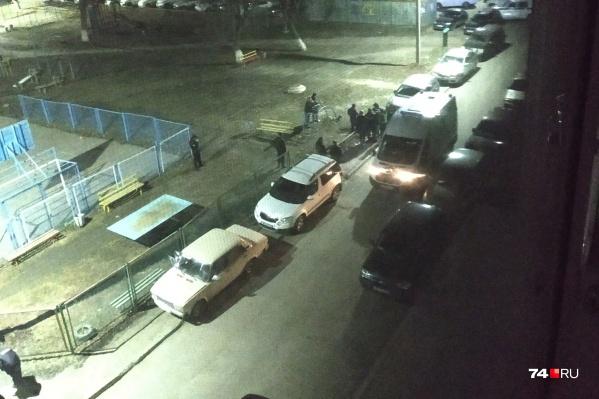 Выстрелы вечером напугали жителей дома на улице Чичерина